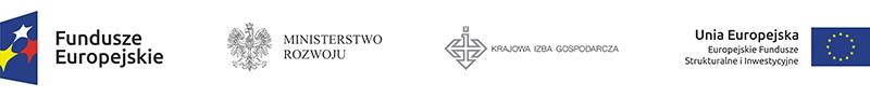 loga UE i realizatorów projektu